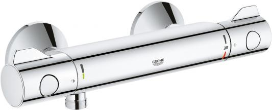 Смеситель термостатический для душа GROHE GROHTHERM 800 34558000 хром однорычажный hideep термостатический душ набор смеситель для душа