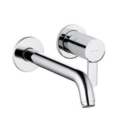 Смеситель KLUDI ZENTA 382450575 для раковины, настенный, хром смеситель для ванны kludi zenta 384470575