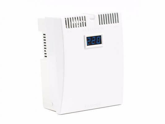 Стабилизатор TEPLOCOM ST 888-И сетевого напряжения 220 в 888 ва с индикацией входного напряжения