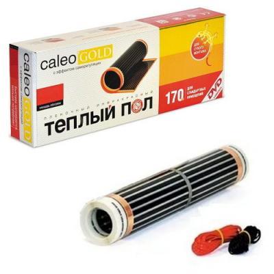 Теплый пол CALEO GOLD 170-0,5-5,0 850Вт 5м2 одножильный пленочный