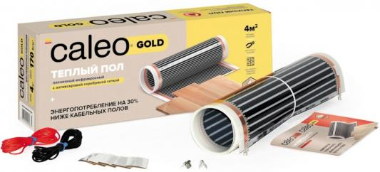 Теплый пол CALEO GOLD 230-0,5-4,0  920Вт 4м2 одножильный пленочный