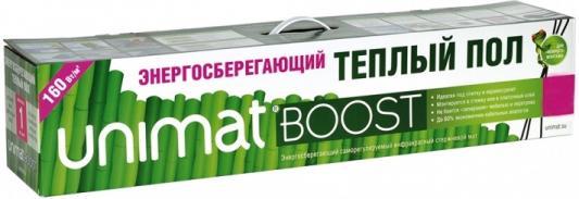 все цены на Теплый пол CALEO UNIMAT BOOST-0200 266Вт 2 п.м. стержневой онлайн