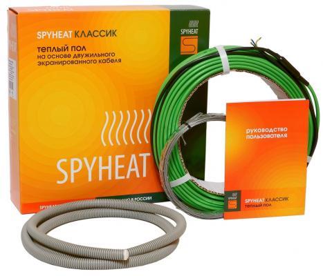 Теплый пол SPYHEAT SHD-20- 600 без термостата площадь укладки 3.7-5.0кв.м мощность 600Вт