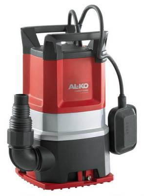 Насос дренажный AL-KO TWIN 11000 Premium 750Вт 13000л/ч глубина 10м размер частиц до 20мм погружной дренажный насос al ko twin 11000 premium