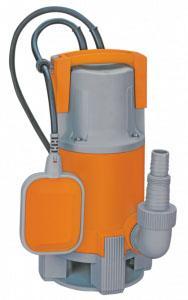 Насос погружной дренажный КРАТОН DWP-11 для грязной воды 7500 л/ч. Напор: 5 м. 400 Вт. погружной дренажный насос grundfos unilift kp 250 a1