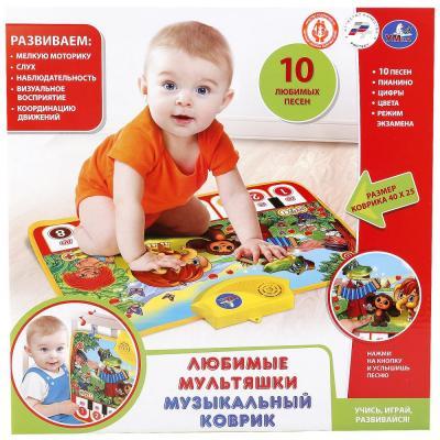Интерактивная игрушка УМКА МУЗЫКАЛЬНЫЙ КОВРИК от 6 месяцев HX05013-A-R5