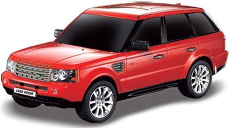 Автомобиль Rastar RANGEROVER SPORT 1:24 красный 30300-RASTAR