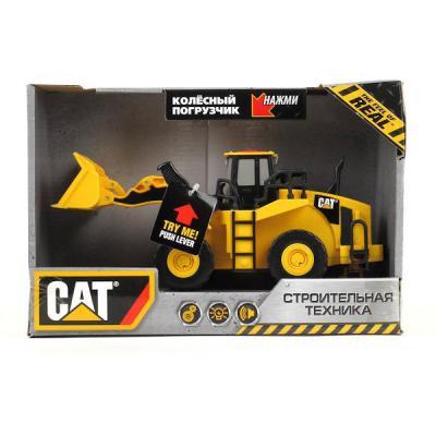 Погрузчик Toy State «Cat» - погрузчик желтый 34623TS-R 30cm adorable kfc cheese cat plush animal toy