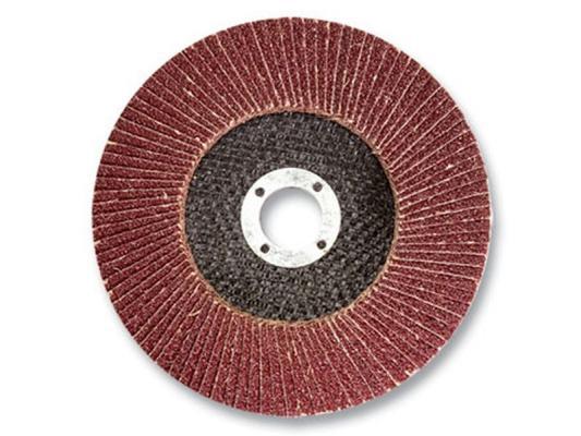 Лепестковый круг 180 Х 22 Р100 (№16) КЛТ тип 1 круг лепестковый 125х22 р100 16 luga