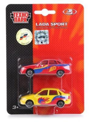 Набор ТЕХНОПАРК Lada Sport цвет в ассортименте