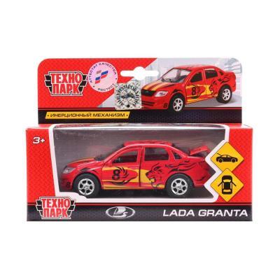 Автомобиль Технопарк LADA GRANTA SPORT красный SB-16-41-S-WB игрушка технопарк газ 66 с ракетой sb 16 78 2 wb
