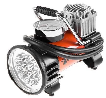 Компрессор автомобильный WESTER TC-4035F с фонарем 180Вт 35л/мин до 30 мин автомобильный компрессор zipower pm 6506 35л мин