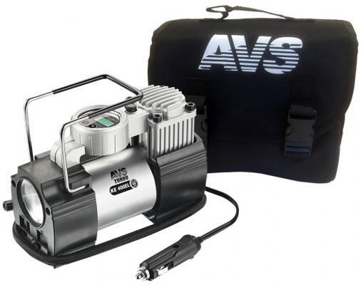 Компрессор AVS KE400EL автомобильный шторки avs avs 107f