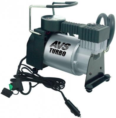 Компрессор AVS Turbo AVS KA580 12В 14А 150Вт 10атм 40л/мин -35С+80С 1.9кг