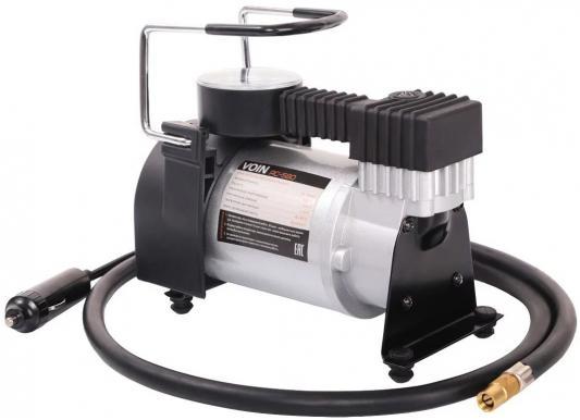 Компрессор AZARD VOIN АС-580 R17/30L 30 л/мин. до 6 атм. Для шин: R13-R17. 12V компрессор для шин e74 auto 12v 150 psi