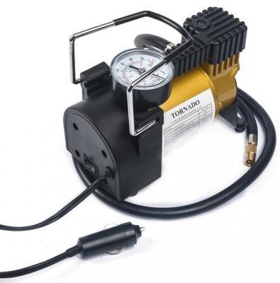 Компрессор автомобильный TORNADO АС 580 12В 14А 35л/мин 7Атм компрессор автомобильный berkut r15