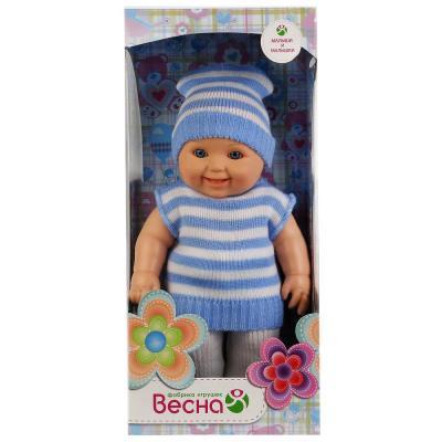 Кукла ВЕСНА МАЛЫШ 8 30 см В2832 кукла алла весна