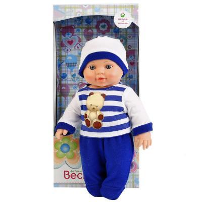 Купить Кукла ВЕСНА МАЛЫШ 16 30 см В3102, пластик, текстиль, Куклы фабрики Весна