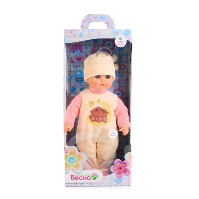 Кукла ВЕСНА САША 8 42 см со звуком В3038/о весна кукла маргарита 8 со звуком 40 см весна
