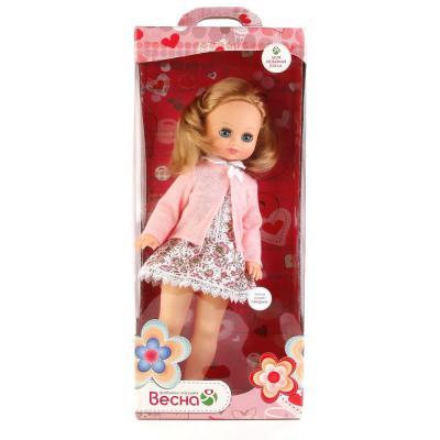 Кукла ВЕСНА ЛИЗА 25 42 см со звуком В3065/о цена