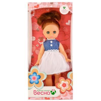 Кукла ВЕСНА ЭЛЯ 19 30.5 см В3101 кукла алла весна