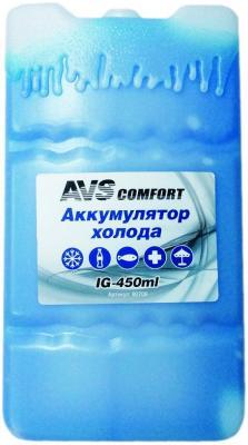 Аккумулятор холода AVS IG-450 450мл пластик аккумулятор холода avs ig 450ml 80709