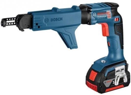 Дрель аккумуляторная BOSCH GSR 18V-EC TE (0.601.9C8.006) 2x5.0Ач l-boxx+ma55 uni уровень bosch gll 3 80c вкладка l boxx 0 601 063 r00