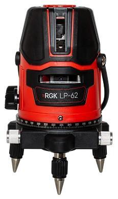 Уровень RGK LP-62 0.2мм/м 10м ip54