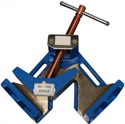 Струбцина BLACKSMITH WA1-100 тиски 90° 60х90мм 100мм blacksmith family