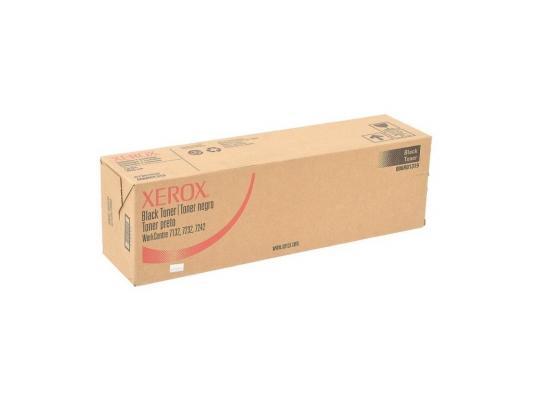 Картридж Xerox 006R01319 для WC 7132 Black Черный 24000стр. неисправное оборудование картридж xerox 006r01319 для xerox wc 7132 7232 7242 черный