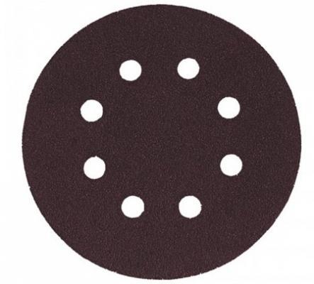 Круг шлифовальный FIT 39667 125мм P150 8отв. набор 5 шт цена за комплект набор бандажей наждачных fit 10 шт