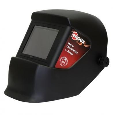 Маска сварочная QE (ERGUS) LAMBDA DIN11 пластик в цветной коробке нагреватель воздуха газовый quattro elementi qe 10g 911 536