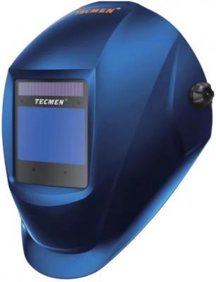 Маска сварщика Tecmen ADF-815S 5-13 TM16 Синяя
