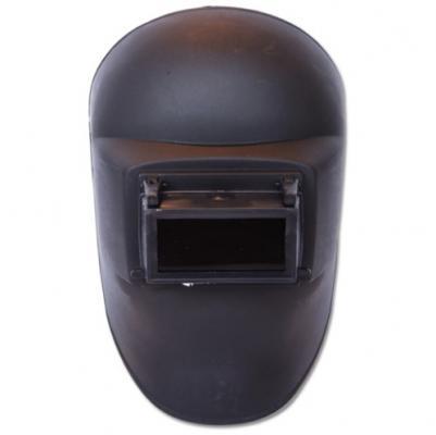 Маска сварщика SANTOOL 070202 с откидным стеклом МАСТЕР цена