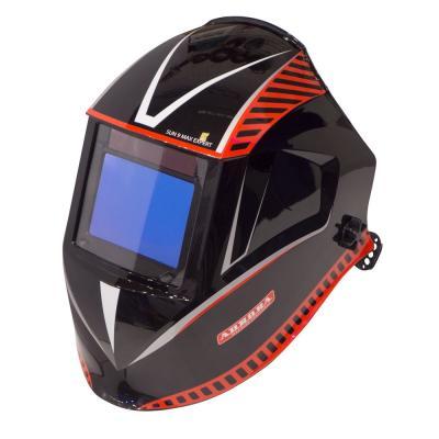 Маска AURORA PRO SUN9 MAX EXPERT сварщика хамелеон светофильтр 100х73мм маска сварщика aurora black glass с поднимающимся светофильтром
