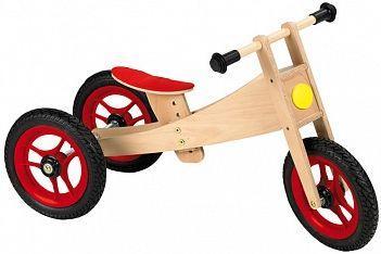 Беговел Geuther Bike бежевый 2970 велосипед geuther велосипед детский 2 в 1 geuther