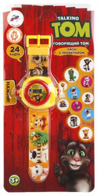 """Часы наручные электронные Умка """"Говорящий Том"""" разноцветный B1266129-R10 цена"""