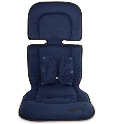 Вкладыш для коляски X-Pad Navy Blue