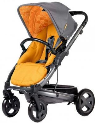 Прогулочная коляска X-Lander X-Cite (sunny orange) bluetooth fingertip pulse oximeter orange white 2 x aaa