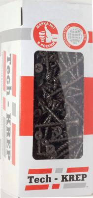 Фото - Саморез Tech-Krep 102120 25ммx3.8 мм 200шт hi fi стойка solid tech ros 2 regular cherry