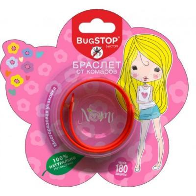 BugSTOP Браслет от комаров NOMI