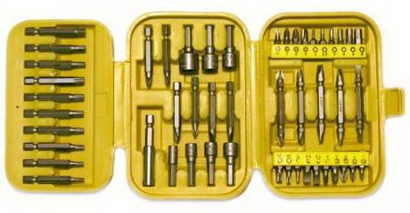 Набор бит ЭНКОР 19826 1/4 49шт. набор ключей энкор 20887