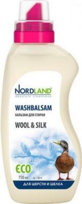 Бальзам для стирки NORDLAND 391015 750мл бальзам для мытья посуды nordland кокос киви
