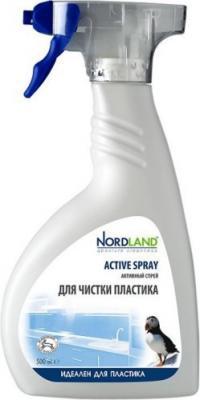 Чистящие средство для пластика NORDLAND 391336 500мл средство для стекла и зеркал nordland 391329