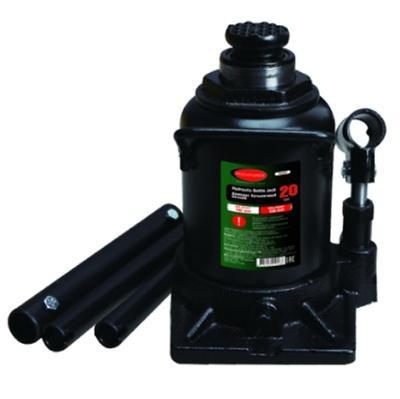 Домкрат ROCK FORCE RF-T92007 гидравлический бутылочный низкопрофильный 20т выс.подъема 190-330мм держатель rock universal air vent magnetic car mount red