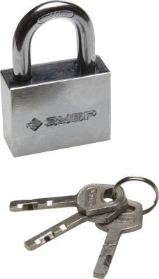 ЗУБР МАСТЕР 3710-50_z01 наесной стальной корпус закаленная дужка 50мм
