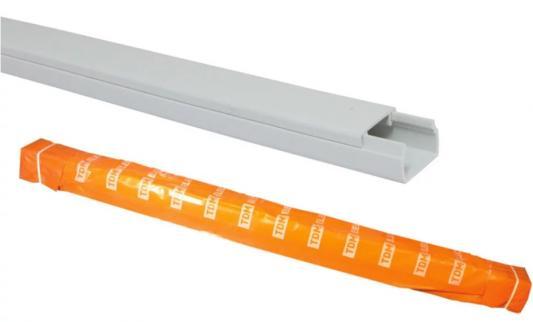 Кабель-канал TDM SQ0402-0004 16х16 белый компьютерная розетка tdm 2xrj 45 sq1809 0004