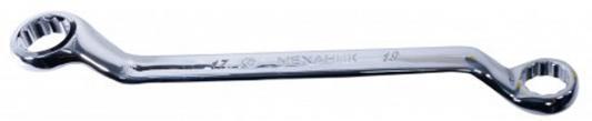 Ключ накидной ЭНКОР 26121 (17 / 19 мм) коленчатый цена