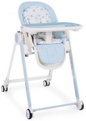 Стульчик для кормления Happy Baby Berny (blue) happy baby стульчик для кормления happy baby berny зелёный