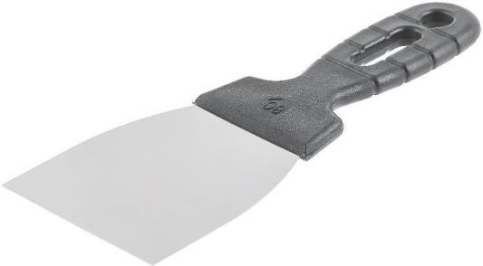 Шпатель фасадный Hammer Flex 238-003 с антикор. покр. 80 мм автошампунь avs антикор 500мл avk 003